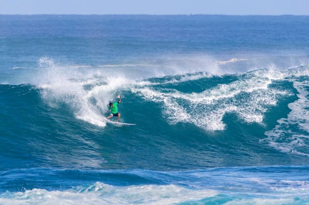 Filipe Toledo, Vans World Cup 2018, Sunset, North Shore de Oahu, Havaí. Foto: WSL / Keoki.
