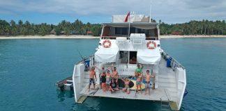 Mentawai em família