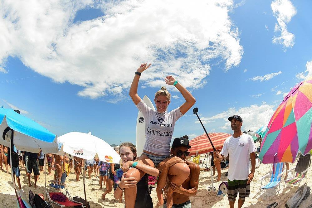 Rip Curl Grom Search 2019, Praia da Ferrugem, Garopaba (SC)