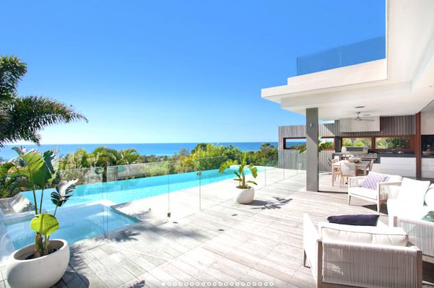 Peregian Beach, Sunshine Coast, Austrália. Foto: Reprodução.
