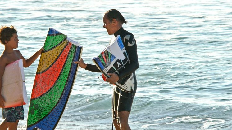 Derek Ho, North Shore de Oahu, Havaí. Foto: Bruno Lemos / Sony Brasil.