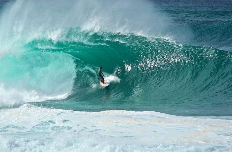 Backdoor Shootout 2019, Pipeline, Havaí