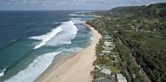 North Shore de Oahu, Havaí