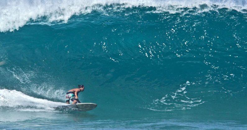 Pomai, Pipeline, North Shore de Oahu, Havaí. Foto: Bruno Lemos / Sony Brasil.