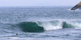Desafio em altas ondas