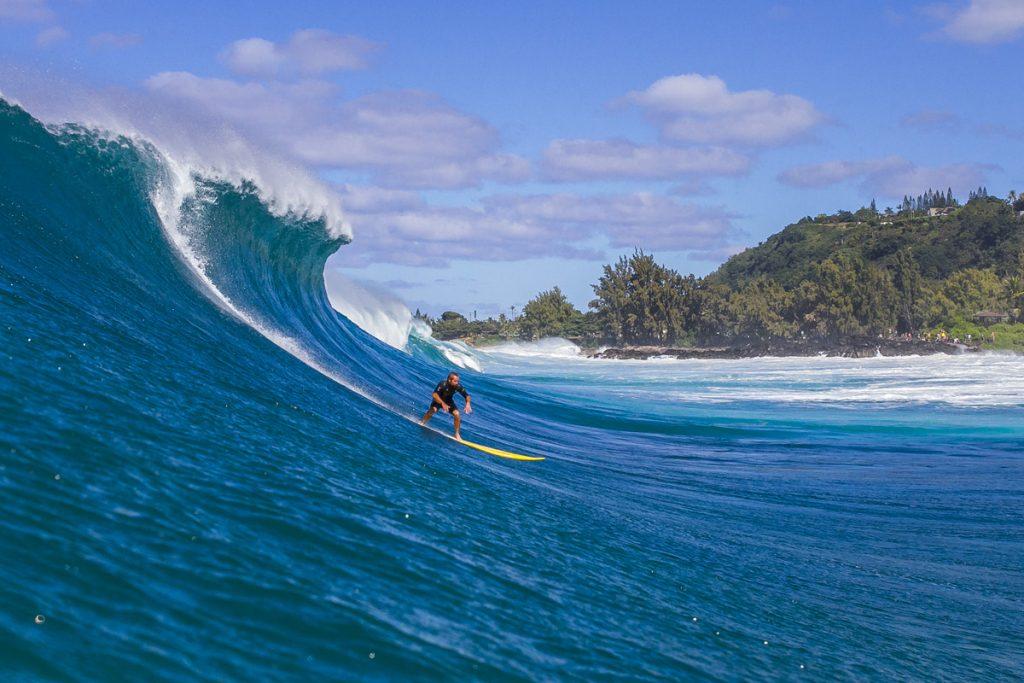 Janela de espera do The Eddie Aikau vai até o dia 29 de fevereiro em Waimea.