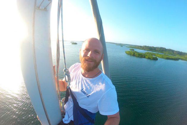 Phil Rajzman, Bocas del Toro, Panamá. Foto: Arquivo pessoal.