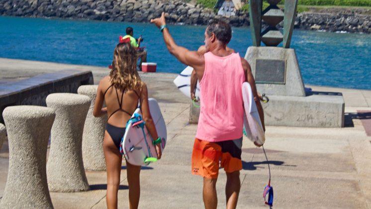 Oahu, Havaí. Foto: Arquivo pessoal.