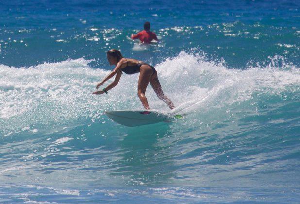 Marina Fonseca, Oahu, Havaí. Foto: Bruno Lemos / Sony Brasil.