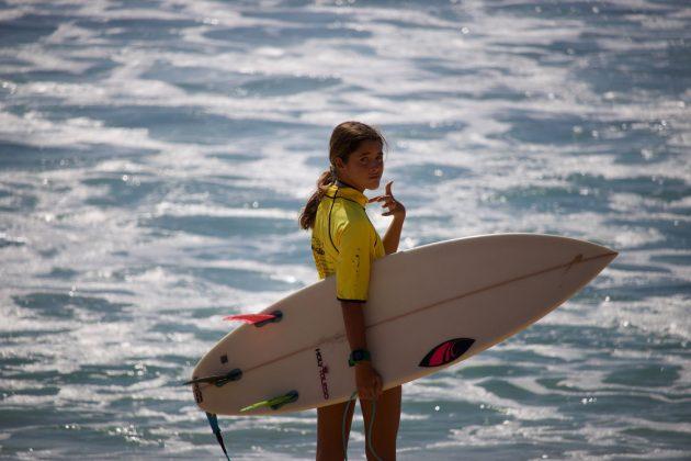 Marina Fonseca, Oahu, Havaí. Foto: Arquivo pessoal.