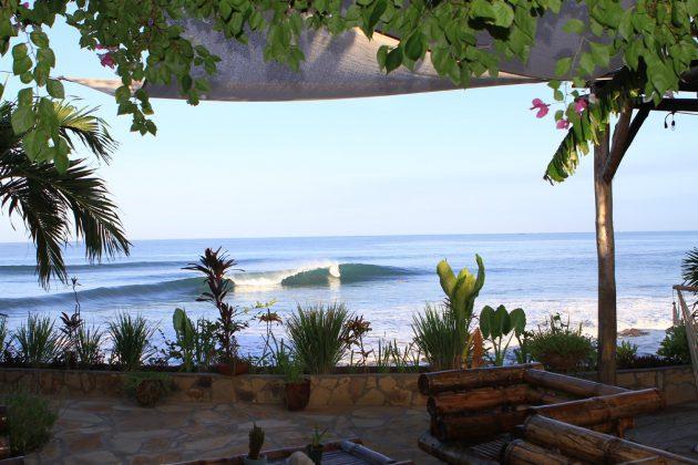 Miramar Surf Camp, Nicarágua. Foto: Arquivo pessoal.