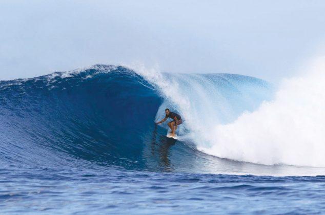 Jordan Heuer, Mentawai, Indonésia. Foto: Arquivo pessoal.