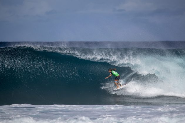 Jack Robinson, Volcom Pipe Pro 2019, North Shore de Oahu, Havaí. Foto: WSL / Heff.