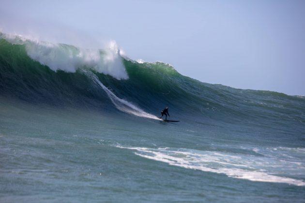 Marcos Tirox, Mavericks, Califórnia (EUA). Foto: Fred Pompermayer.