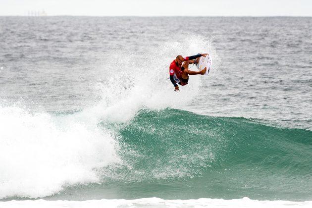 Jadson André, Newcastle Surfest 2019, Merewether Beach, Austrália. Foto: WSL / Tom Bennett.
