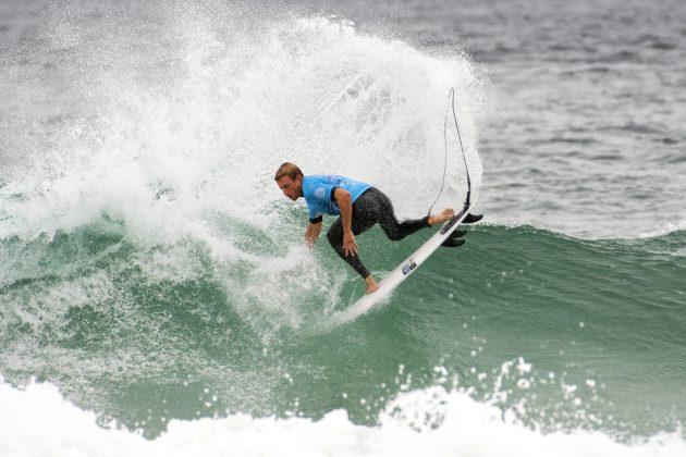 Matt Banting, Newcastle Surfest 2019, Merewether Beach, Austrália. Foto: WSL / Tom Bennett.