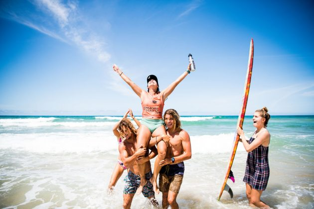 Chloé Calmon, Noosa Longboard Open 2019, Austrália. Foto: WSL / Jack Barripp.