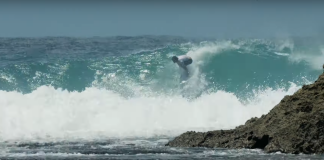 Jordy Smith, Moçambique