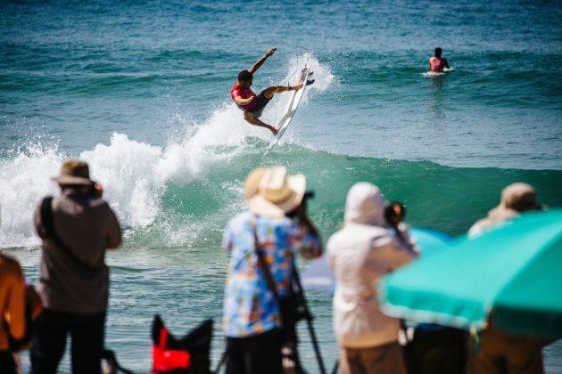 Alonso Correa, Vissla Sydney Surf Pro 2019, Manly Beach, Austrália. Foto: WSL / Dunbar.