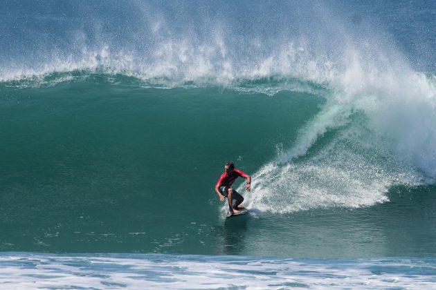 Edson de Prá, Floripa Surf Pro 2019, Joaquina, Florianópolis (SC). Foto: Basilio Ruy/P.P07.