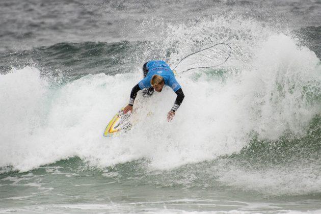 Tanner Gudauskas, Newcastle Surfest 2019, Merewether Beach, Austrália. Foto: WSL / Tom Bennett.