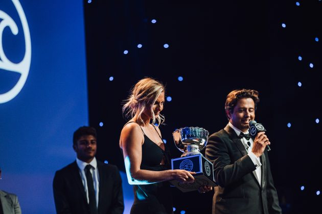 Lakey Peterson, WSL Awards 2019, Gold Coast, Austrália. Foto: WSL / Cestari.