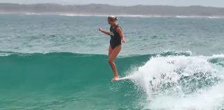 Prancha pesada, surfe leve