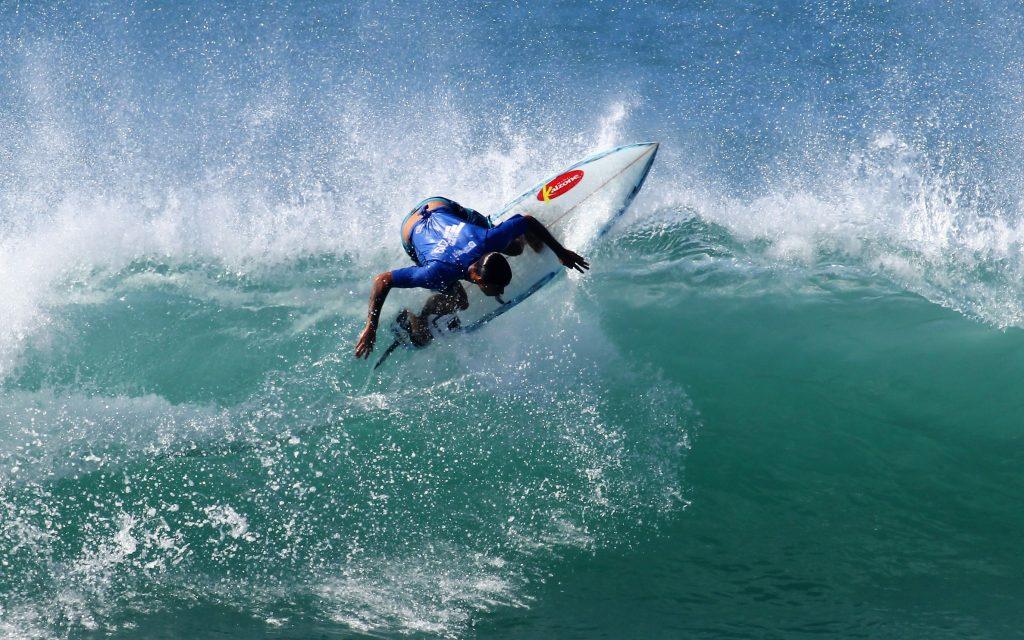 Floripa Surf Pro 2019, Praia da Joaquina, Florianópolis (SC)