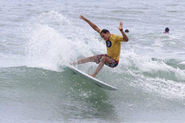 Luel Felipe, Pena Paracuru Pro 2019, Ronco do Mar (CE). Foto: Lima Jr..