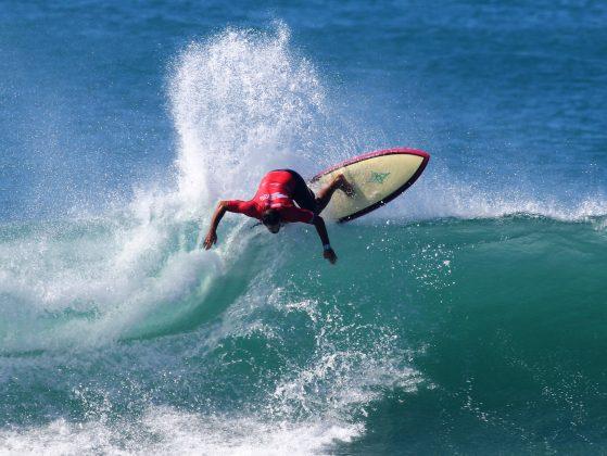 Márcio Farney, Floripa Surf Pro 2019, Joaquina, Florianópolis (SC). Foto: Basilio Ruy/P.P07.