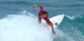 Surf treino movimenta a Joaca