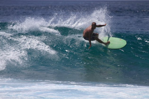 Daniel Friedmann, Maldivas. Foto: Arquivo pessoal.