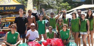 ONG faxina Pitangueiras