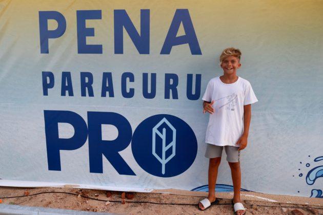 Pedro Rian, Pena Paracuru Pro 2019, Ronco do Mar (CE). Foto: Lima Jr.