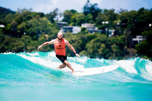 Phil Rajzman, Noosa Longboard Open 2019, Austrália. Foto: WSL / Jack Barripp.