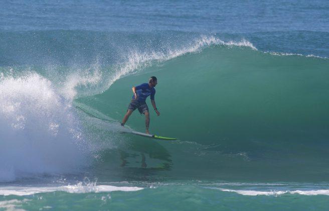 Raphael Becker, Floripa Surf Pro 2019, Joaquina, Florianópolis (SC). Foto: Basilio Ruy/P.P07.