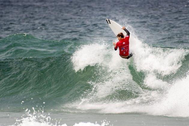 Jack Robinson, Newcastle Surfest 2019, Merewether Beach, Austrália. Foto: WSL / Tom Bennett.