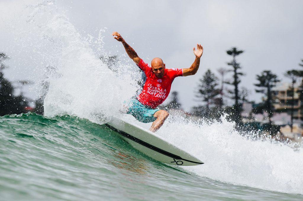 Kelly Slater, Vissla Sydney Surf Pro 2019, Manly Beach, Austrália