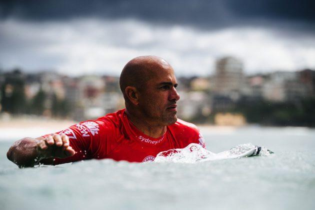 Kelly Slater, Vissla Sydney Surf Pro 2019, Manly Beach, Austrália. Foto: WSL / Dunbar.