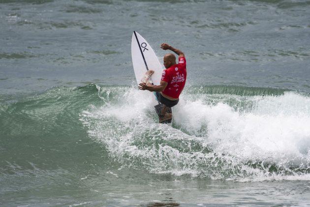 Kelly Slater, Vissla Sydney Surf Pro 2019, Manly Beach, Austrália. Foto: WSL / Smith.