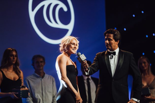 Tatiana Weston-Webb, WSL Awards 2019, Gold Coast, Austrália. Foto: WSL / Cestari.