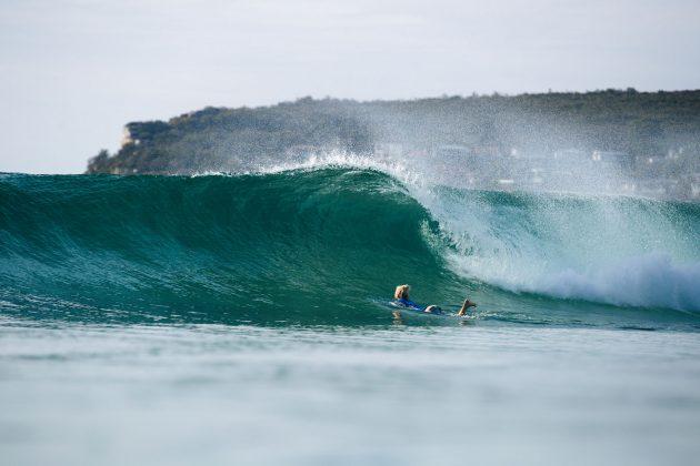 Tatiana Weston-Webb, Vissla Sydney Surf Pro 2019, Manly Beach, Austrália. Foto: WSL / Dunbar.