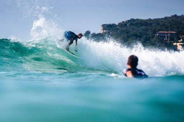 Jordan Lawler, Vissla Sydney Surf Pro 2019, Manly Beach, Austrália. Foto: WSL / Dunbar.