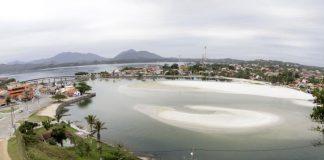 Mutirão limpa a Lagoa