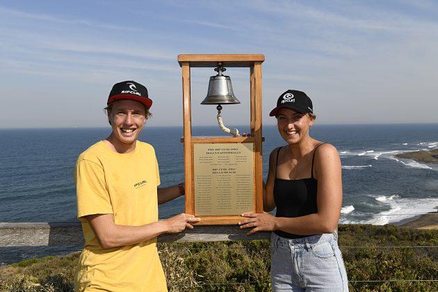 Jacob Wilcox e Kobie Enright, Winkipop, Austrália. Foto: Divulgação.