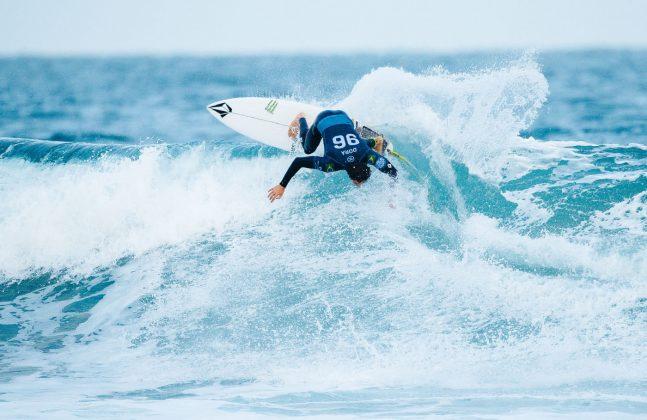 Yago Dora, Rip Curl Pro Bells Beach 2019, Winkipop, Austrália. Foto: WSL / Dunbar.