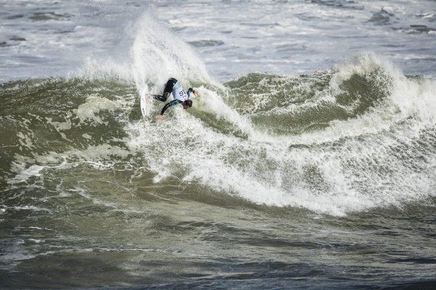 Deivid Silva, Rip Curl Pro Bells Beach 2019, Austrália. Foto: WSL / Dunbar.