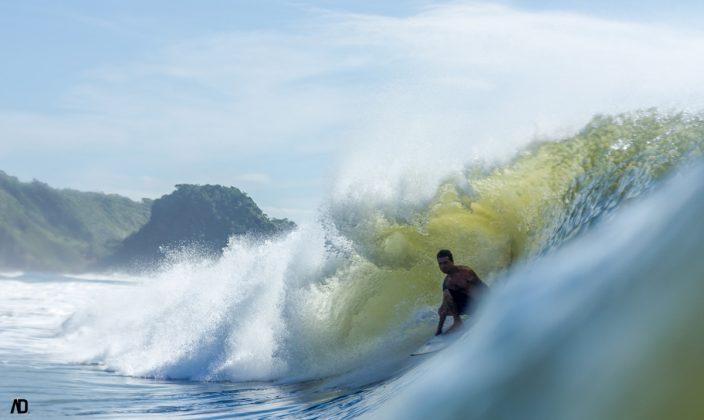 Pedro Norberto, Praia Brava, Itajaí (SC). Foto: André Deichmann.