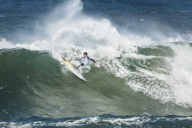 Jeremy Flores, Rip Curl Pro Bells Beach 2019, Austrália. Foto: WSL / Cestari.