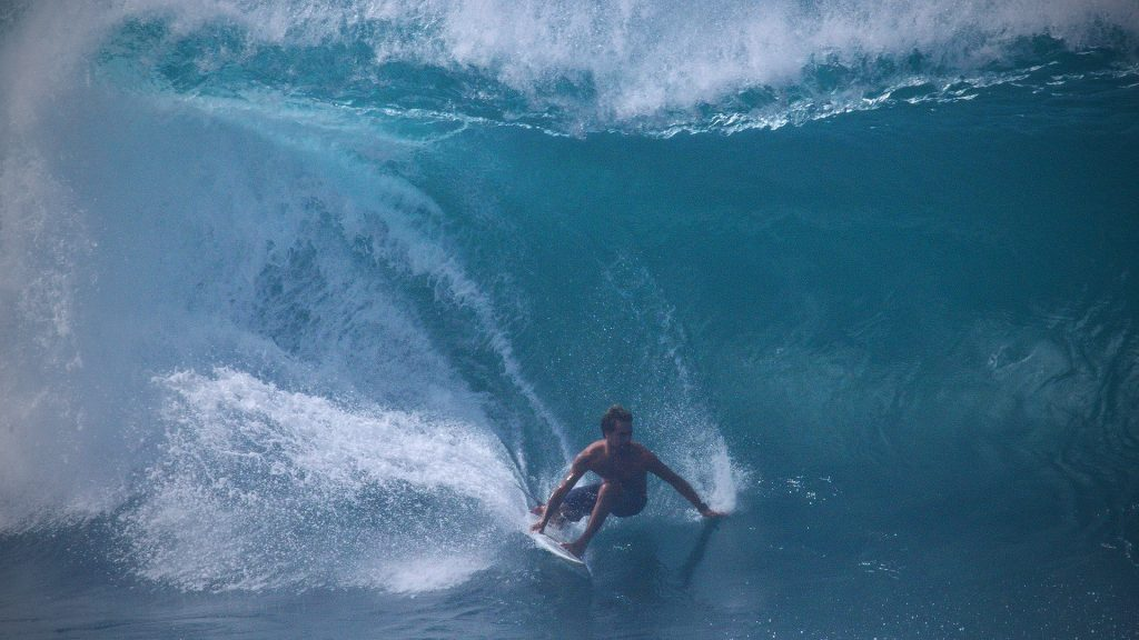 Lucas Silveira, Havaí